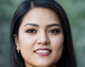 Asian American Woman