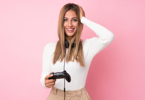 Meet Gamer Girl