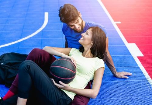 Basketball Dating
